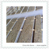 中国の石造りの大理石の花こう岩のスーパーマーケットの台所カウンタートップ