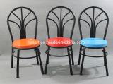 椅子(LL-0025)を食事するレストランのファイバーガラス