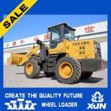 De China mini Zl33 2tons cargador de la rueda del pequeño cargador delantero