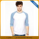 カスタムメンズ綿の野球のTシャツ