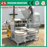 6yl-130A automatisch combineer Pinda, de Zaden van Tungboom, de Machine van de Pers van de Olie Jatropha met de Filter van de Olie