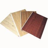 Perfiles calientes del panel del techo y de pared del panel del PVC de la venta 2016