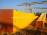 Grue sur rail de conteneur de poutre de double de modèle de portique d'U