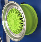 La vente en gros a modifié les roues de véhicule en aluminium