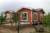 Светлая стальная дом виллы/Prefab дом