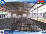 Het geprefabriceerde Huis van het Vee van de Structuur van het Staal voor Landbouwbedrijf (flm-F-017)