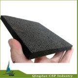 stuoia del pavimento della gomma di 500X500X10mm per ginnastica