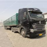 Cabeça do reboque do caminhão do trator de Sinotruk HOWO A7 6X4 420HP