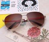 Occhiali da sole di modo del metallo polarizzati progettista caldo di marca di vendita per l'uomo/donna (8044)