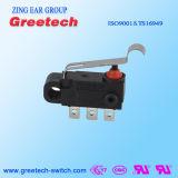 0.1A 250VAC делают микро- переключатель водостотьким используемый в автомобиле и игрушках