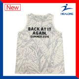 Usura poco costosa della maglia delle camice della Jersey di pallacanestro della fabbrica della Cina di vendita calda