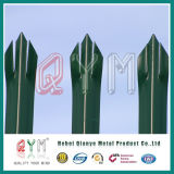 Rete fissa del Palisade del filo di acciaio/Palisade del giardino che recinta/rete fissa d'acciaio galvanizzata del Palisade