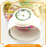 Het milieuvriendelijke Horloge van het Silicone van de Druk Kleurrijke