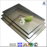 15 da garantia de parede exterior dos painéis do ACP anos de folha composta de alumínio do revestimento