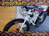 자전거 Parts 또는 Steel Fat Tire Bike Snow Bike Frame와 Fork