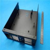 정밀도 작은 알루미늄 가구 상자 각인