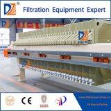Neue Fast- geöffnete Filterpresse der Membranen-2017 mit der Klärschlamm-Entwässerung