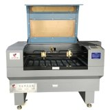 Máquina de gravura da estaca do laser do CO2 para Jieda de madeira/acrílico/de couro