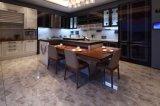 Projetos 2015 modernos da cozinha da pintura de Du Pont da parte alta de Hangzhou Welbom