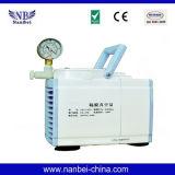 실험실 전기 Oilless 소형 격막 진공 펌프