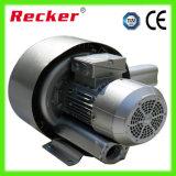 ventilador de vácuo da bomba de ar do ventilador do anel 7.5kw para o tratamento de água de esgoto