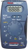 Peakmeter M320 4000 조사 Auto-Ranging 디지털 멀티미터