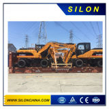Excavador de la rueda de China 15000kg con Cummins Engine (PP150W-1X)