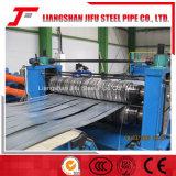 Línea que raja de acero del silicio automático