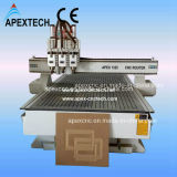 Atc Woodworking Machine 2016 горячий Pneumatic с Two Spindles 1325