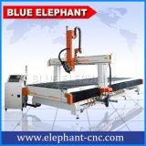 4to CNC del eje 2050, máquina del ranurador del CNC del Atc, tallando la maquinaria del grabado con alto eje de Z