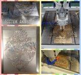 Molde de metal de la máquina Akm6060 de metal del CNC que moldea/fresadora