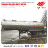 De la fábrica de la venta del petrolero acoplado líquido inflamable semi