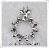 Supporto chiave religioso del fornitore di Keychain per i distributori cattolici (IO-ap237)