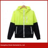 Fabrication de vestes d'impression publicitaire à prix avantageux pour gros (J136)