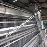 高品質の層(9LDT-5-1L0-25)のための自動家禽装置の鶏のケージ