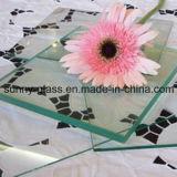 Buena hoja del vidrio de flotador del claro del precio 3-6m m