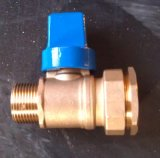Bal Valve voor PE Pipe Connection