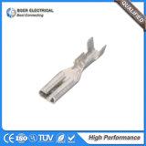자동차 또는 모터 철사 주름 T 철사 연결관 Pin 단말기 DJ621-A2.8X0.5b