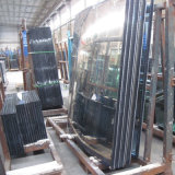 Constructeur en verre de glace isolée incurvée de double vitrage
