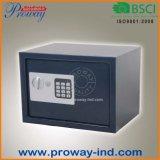 Cadre sûr électronique de garantie à la maison de bijou d'argent comptant de cadre de Digitals, taille 350X250X250mm