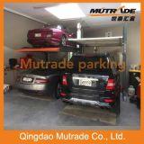 Parcheggio astuto semplice del garage della strumentazione