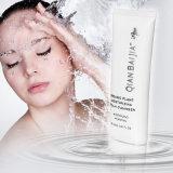 Qianbaijiaの有機性プラント保湿の泡の洗剤の美顔術の処置を白くすること
