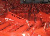 より安い固体浮遊物のタイプPVC/Rubberのオイルフェンス