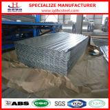 Feuille en acier ondulée de toiture de mesure de JIS G3312 28