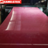 Катушка конструкции мраморный PPGI стальная для плиты толя и стены