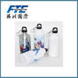 O alumínio feito sob encomenda do Sublimation ostenta a garrafa de água