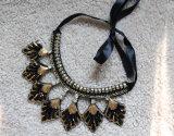 De Halsband van de Kraag van dame Fashion Charm Crystal Namaakbijouterie (JE0165)