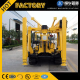 Plataforma de perforación móvil fácil de la perforadora de la torque de China