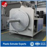 Produção da tubulação da espiral da cavidade do diâmetro maior do HDPE que faz a máquina