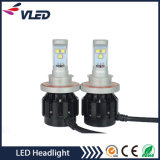 Venta caliente 60W 6400lm H13 LED de la linterna del coche Hi / Lo